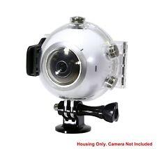 Underwater Housing Case for Samsung Gear 360 Camera 2016 V1 only - NOT 2017 Ve