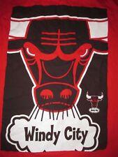Chicago Bulls Hardwood Classics Windy City Nba T Shirt Sz M Basketball Logo