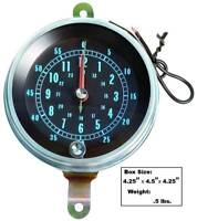 CONSOLE MOUNTED CLOCK 66-67