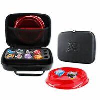8pc/Set Gyro Burst Beyblade With Launcher Portable Storage Box Kids Funny Toy