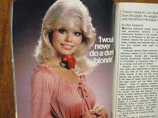 February-1979 TV Guide(LONI ANDERSON/JIM DAVIS/DALLAS/WKRP IN CINCINNATI/ROOTS