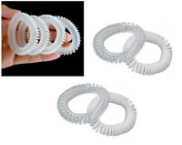 4x Anti-Mosquito Wrist Bands Long Lasting DEET Repellent Bracelets Waterproof