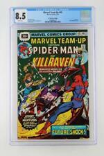 Marvel Team-Up #45 - CGC 8.5 VF+ Marvel 1976 - Spider-Man 30 Cent Variant