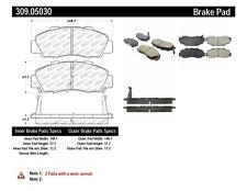 Disc Brake Pad Set-Wagon Front Stoptech 309.05030