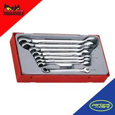 Teng Tools - 8 Piece Ratchet Spanner Set