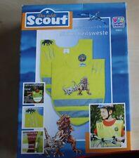Sicherheitsweste/für Kinder/ Scout/ EN 1150 / ovp /Größe 4-7 Jahre/NEU