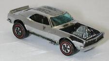 Redline Hotwheels Chrome 1970 Heavy Chevy oc14169