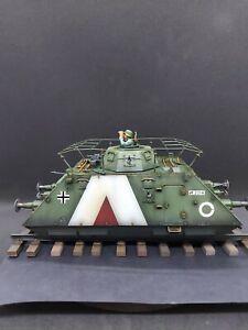 1/35 Built German Kommandowagen (S.SP) Built And Painted For Display