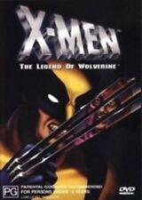 X-Men-The Legend Of Wolverine =  DVD Region 4