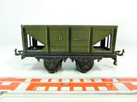 BR409-0,5# GBN (Bing) Spur 0 Blech-Güterwagen/Kohlewagen 20 Tons