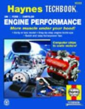 Haynes Techbook: Engine Performance : GM, Ford, Chrysler More Muscle under...