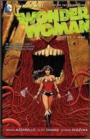 HC Wonder Woman Volume 4 Four 2014 nm/mint 9.8 1st Hardcover 148 pgs New 52