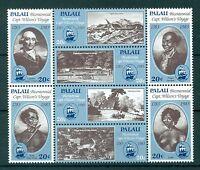 PALAU *1983* compl.set 8 stamps*MNH** Wilson's Landing - Mi.No 29-36