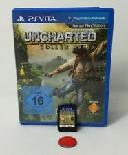 Uncharted Golden Abyss | PS Vita | PlayStation | gebraucht mit OVP