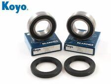 KTM EXC 125 2002 Genuine Koyo Rear Wheel Bearing & Seal Kit