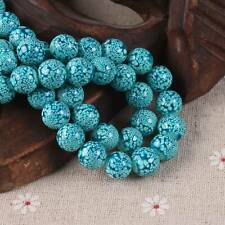 8mm 10mm Round Jewelry Finding Spacer Bead Loose Glass Beads