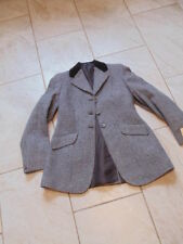 New Tweed Hunt / Show Jacket  maids 32 by F E Towie