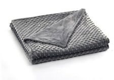 New! Oxa Ultra Soft Minky Removable Cover Queen Size Adult Blanket Duvet Cover