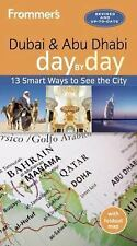 Day by Day: Frommer's Dubai and Abu Dhabi Day by Day by Gavin Thomas (2016,...