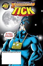 Halloween Comicfest Hcf 2017 The Tick 1 Giveaway Promo Nm