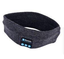 Sports Bluetooth Wireless Earphone Stereo Headphone Headset Headband Dark Grey