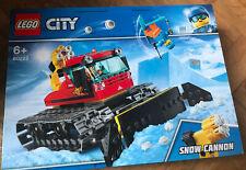 SET BOITE LEGO NEUF CITY LA VILLE 60222 LA DAMEUSE DE LA STATION DE SKI