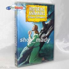 Historias Animadas: El Nuevo Testamento en ESPAÑOL LATINO Región 1 Y 4 NTSC