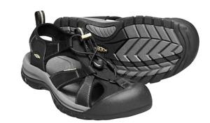 Keen Venice H2 Black Sport Sandal Men's sizes 8-14 NEW!!!
