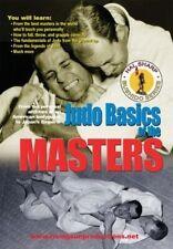 Judo Basics of Masters Kotani Kobayashi Yoda Otaki Samura Dvd Hal Sharp Rs152