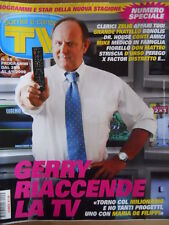 TV Sorrisi e Canzoni n°35 2009 Gerry Scotti Clerici Zelig Mike Bongiorno  [D48]