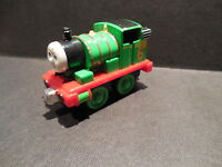 2002 Take-Along/Take-N-Play Thomas The Tank Engine METALLIC PERCY Train USED