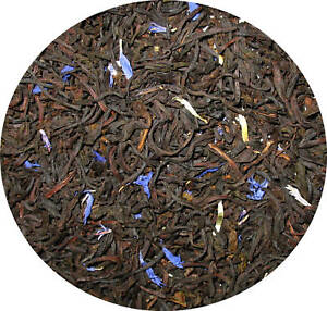Cream Earl Grey natural flavored black  tea loose leaf tea 1/2 LB