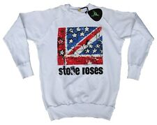 Amplified THE STONE ROSES Waterfall Ian Brown Rock Star Vintage SWEAT SHIRT g.L