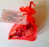 Valentine gift Lovers SURVIVAL KIT Boyfriend girlfriend husband wife fiance L@@k