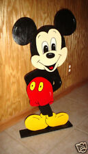 Mickey Mouse stand up children's birthday party decorations supplies