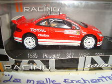 PEUGEOT 307 WRC 2004 SOLIDO CORSA 1989 1/43° RALLY MONTE CARLO