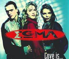 EGMA - Love is...