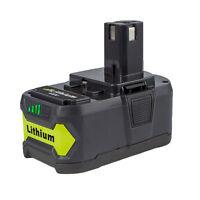 New 4.0AH P108 18V One Plus Lithium Battery for Ryobi P100 P105 P103 P107 P520