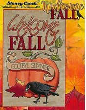 Welcome Fall~Stoney Creek Collection