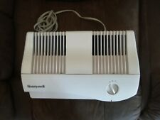 Honeywell 16060 Series Tabletop Hepa Air Cleaner - White, Compact, and Efficient