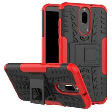 Carcasa híbrida 2 piezas exterior Rojo Funda para Huawei Mate 10 Lite Cubierta