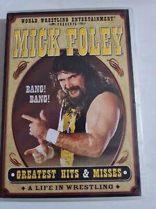 MICK FOLEY– DVD, 2-DISC SET, R-4 WWE WWF