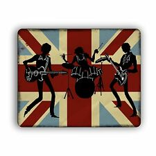 British Rock Band  Mouse Pad Computer PC Laptop Mousepad Mouse Mat