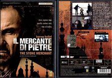 IL MERCANTE DI PIETRE - DVD NUOVO E SIGILLATO, PRIMA STAMPA, NO IMPORT