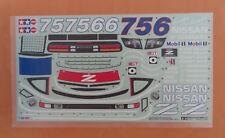 RC Tamiya Decal Nissan 300ZX GTO 58091 NEU NIB 1991
