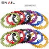 MTB Bike Bicycle Single Narrow Wide Oval Round Chainring BCD 104mm 32 34 36t