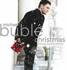 MICHAEL BUBLE Christmas DELUXE CD NEW 2012