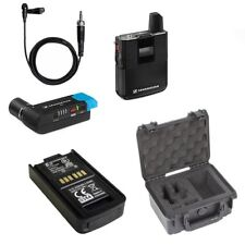 Sennheiser AVX ME2-II Lavalier Wireless Set + BA 20 Battery Pack + AVX Case Kit