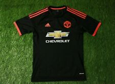 MANCHESTER UNITED ENGLAND 2015/2016 FOOTBALL SHIRT JERSEY THIRD ADIDAS ORIGINAL