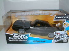 Plymouth Fast & Furious Diecast Vehicles